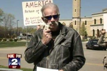 Terry Jones Courtesy FOX NEWS