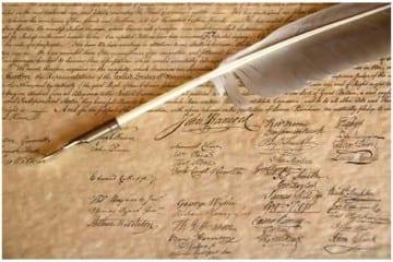 Declaration-Independence-Signatures
